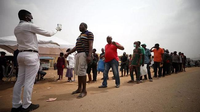 Lagos in lockdown as Africa virus closures spread