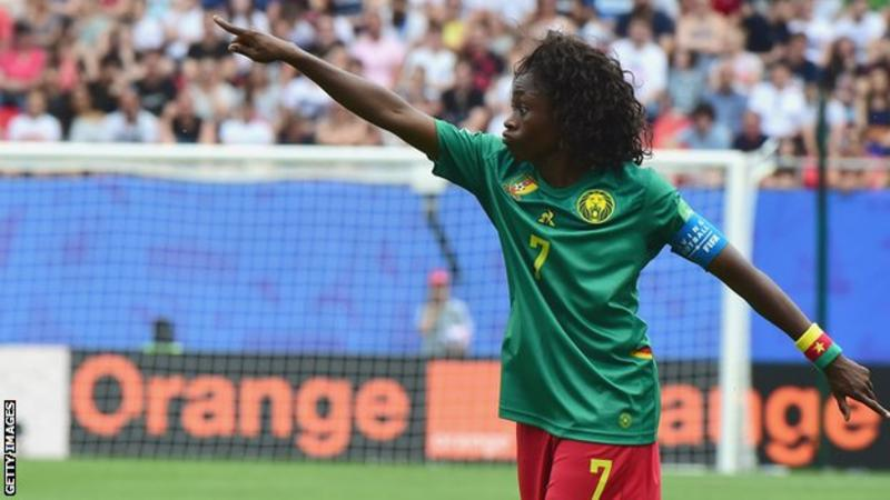 Olympic qualifier: Late winner gives Cameroon a 3-2 win over Zambia