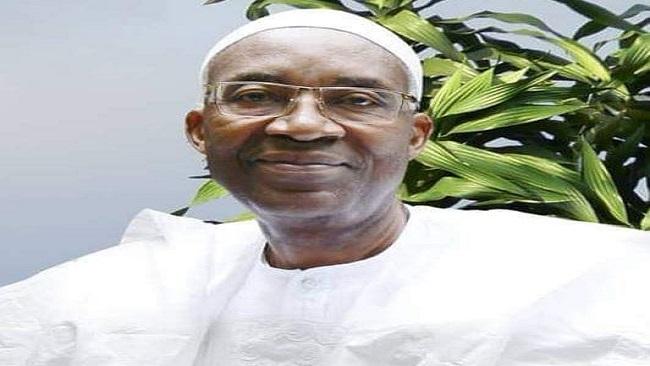 French Cameroun political icon Adamou Ndam Njoya dies aged 77