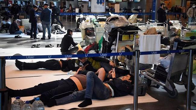 Coronavirus Outbreak: Russia to ground all international flights from midnight