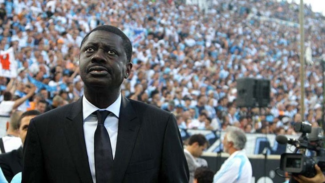 Former Olympique de Marseille president Pape Diouf dies of coronavirus aged 68