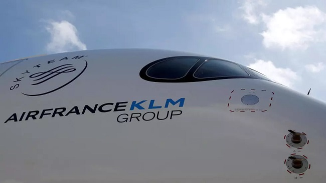 French government announces 'historic' €7 billion aid package for Air France-KLM