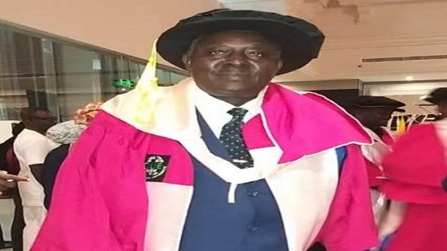 Hon. Joseph Mbah Ndam has died at 65