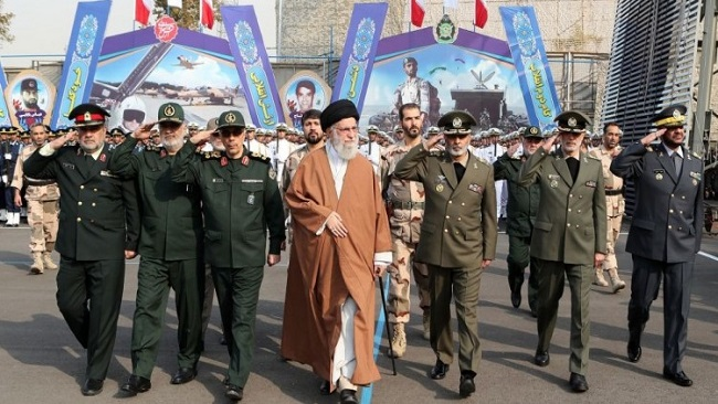 Iran Guards chief vows 'decisive response' after Trump threat