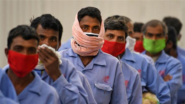 Migrant workers face predicament in Persian Gulf countries amid pandemic