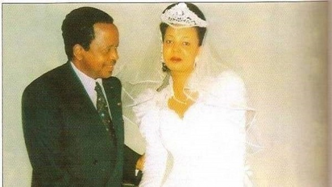 Oldest French Cameroun CPDM couple alive celebrating 26 years marriage