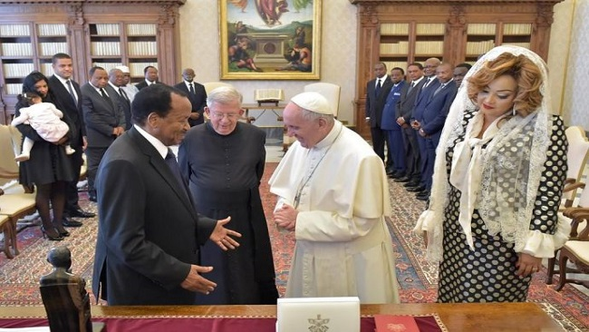 Pope, UN chief press for solution to the Ambazonia crisis as deadly fighting rages on
