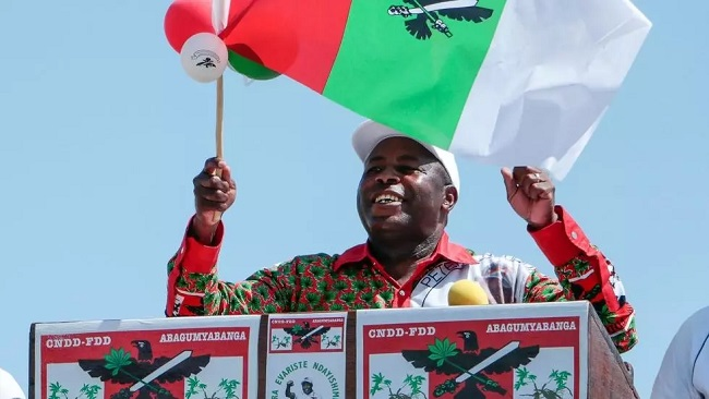 Burundi expected to announce Ndayishimiye next president