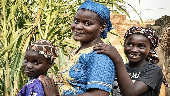 Surviving single motherhood in Cameroon