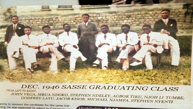 Exit of a Sasse Old Boys Association icon: Mola Njoh Litumbe's spirit of the age