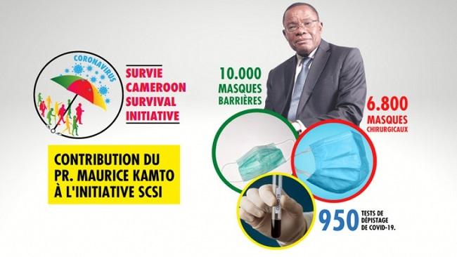 Francophone Politics: Biya regime refuses Kamto's COVID-19 donation