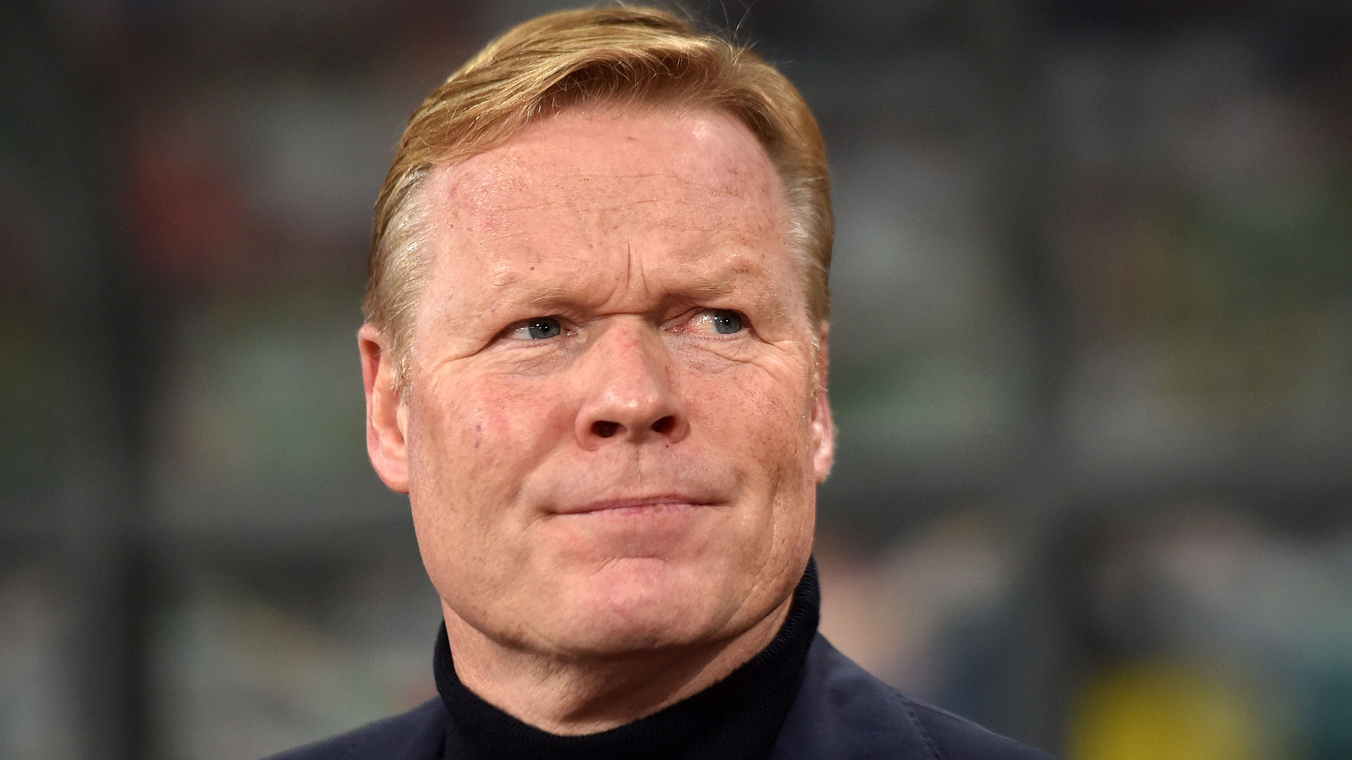 Football: Ronald Koeman in hospital with heart problems
