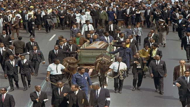 For many African Americans, nothing has changed since civil rights movement