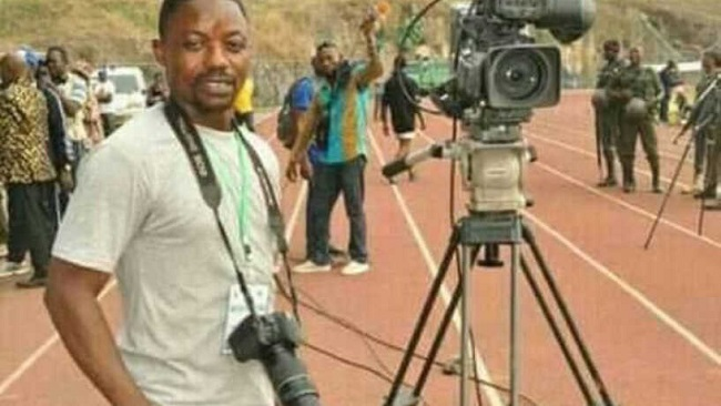 Death of Cameroonian Journalist, Samuel Wazizi, Concealed By Military for 10 Months