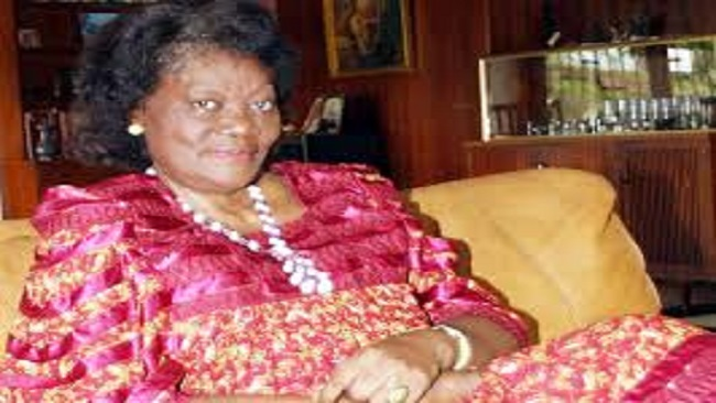 Delphine Tsanga, United Republic of Cameroon's first female cabinet minister, dies