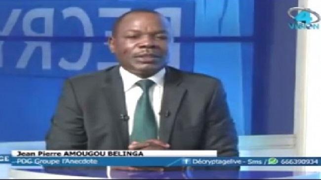 CPDM business tycoon Jean Pierre Amougou Belinga is seeking road to power in Yaounde