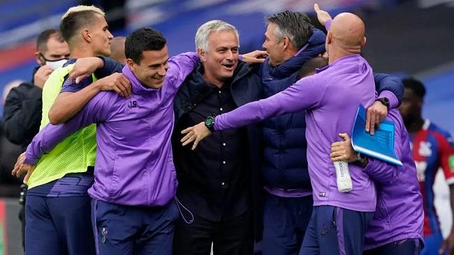 Football: Mourinho vows to get Tottenham back in top four next season