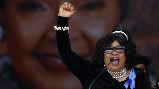 Nelson Mandela's daughter Zindzi, dies in South African hospital