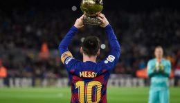 Football: Inter Miami in talks over Messi move