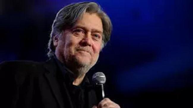 US: Former Trump adviser Steve Bannon arrested