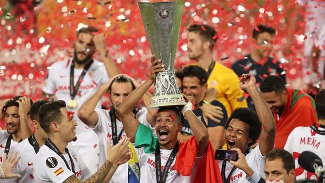 Football: Sevilla beat Inter in thrilling 3-2 struggle to win Europa League