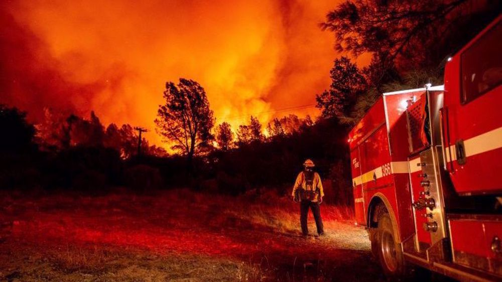 US: Officials warn of 'mass fatalities' in sprawling wildfires