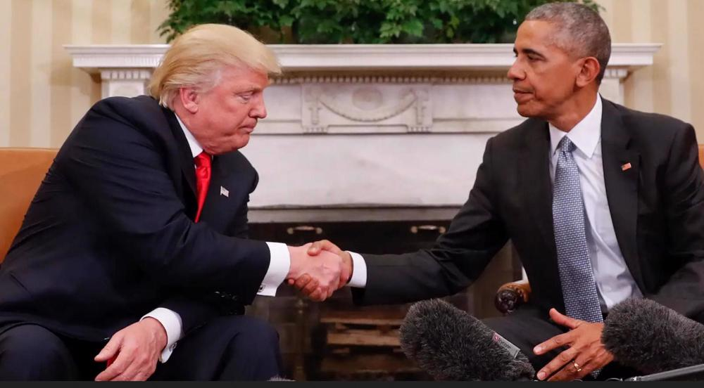 US: Trump's dislike of Obama is 'purely racial'
