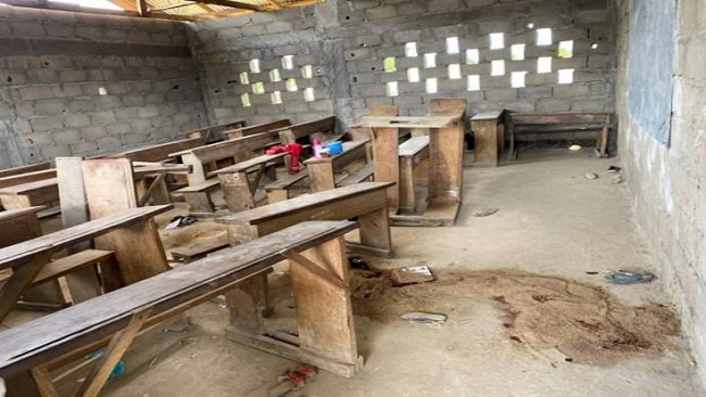 Education in Crisis in the Federal Republic of Ambazonia