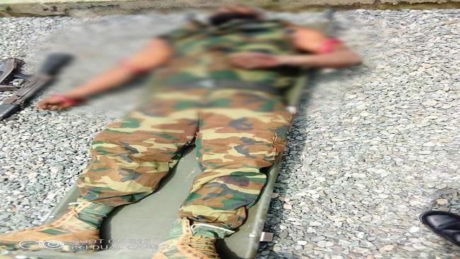 Ambazonia Interim Government confirms Yaounde has killed General Ayeke