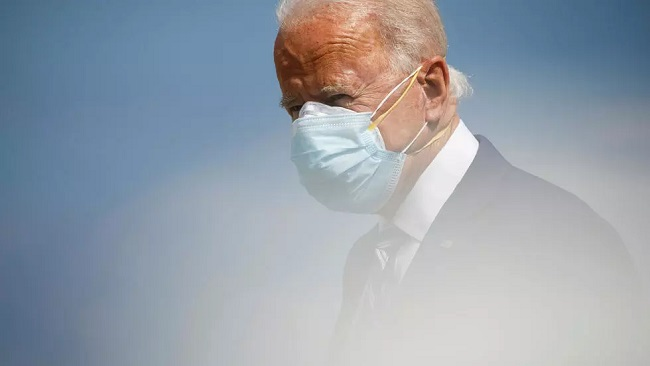 Biden urges Putin to show restraint in Ukraine amid troop build-up on border