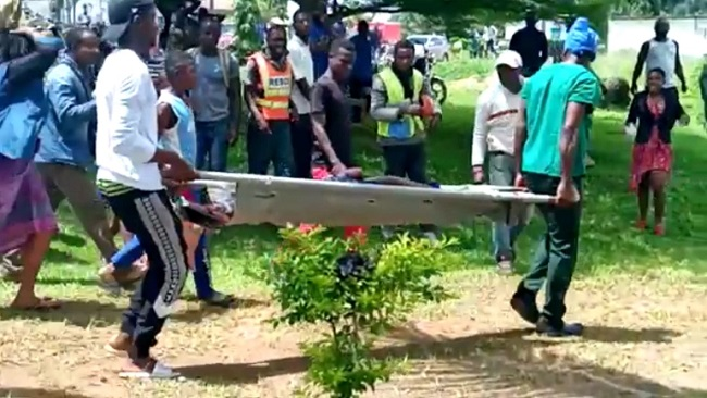 Southern Cameroons: IG won't relent until French Cameroun culprits in Ngarbuh, Kumba massacre brought to justice