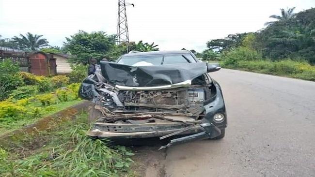 Eto'o suffered fractured skull after car crash