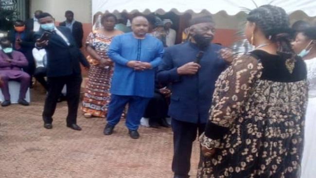 Criminalization of Politics: CPDM barons join SDF to welcome Fru Ndi, mourn Mbah Ndam, Francis Sama
