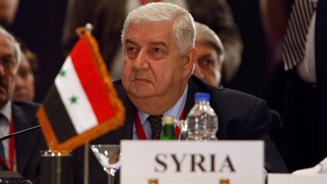Syria mourns top diplomat & seasoned politician Walid Muallem