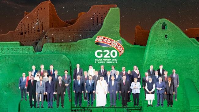G20 leaders pledge fair global distribution of coronavirus vaccine