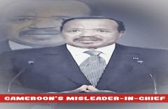 Biya should give up this hopeless and dangerous Beti Ewondo crusade to hold on to power