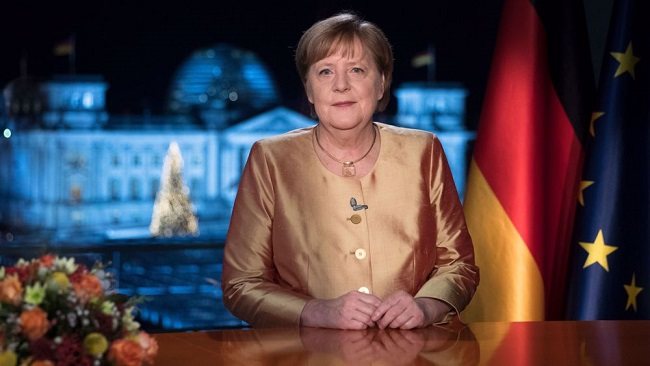 Germany to face 'difficult times' with COVID-19 in 2021: Dr Merkel