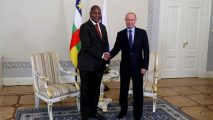 Battle For Bangui: France, UK and US accuse Russia of human rights violations