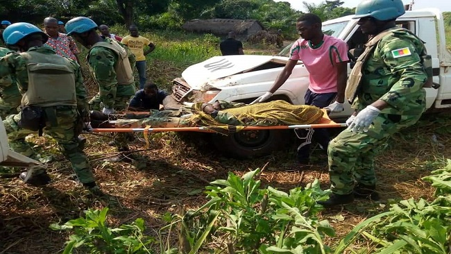 Cameroon soldiers in Central African Republic: Peacekeepers abroad, but killers at home