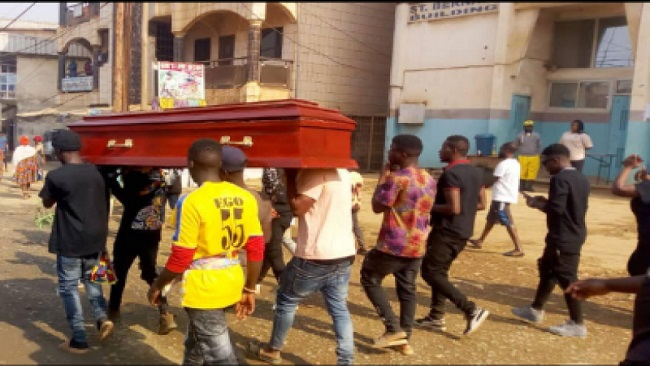"CPDM Crime Syndicate: Military says four teenagers killed in Bamenda were ""terrorists"""