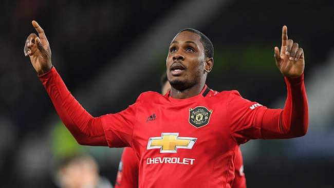 Nigerian international Odion Ighalo's Manchester journey ends
