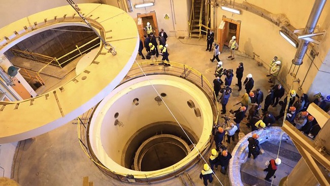 Iran nuclear talks resume under shadow of Natanz attack