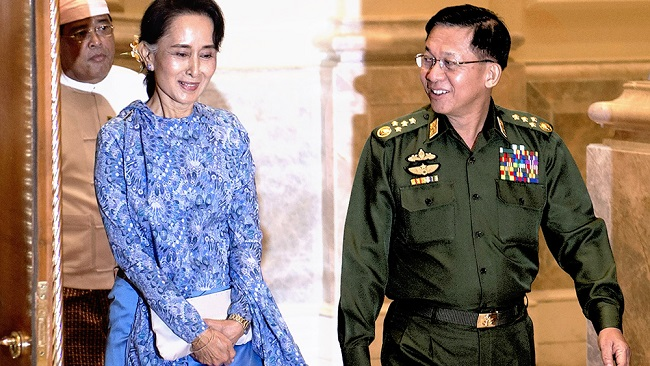 Myanmar coup: China, Russia block UN Security Council condemnation
