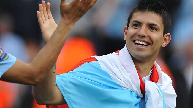 Football: Sergio Aguero starts long farewell as Man City exit looms
