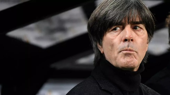 Bundes Fußball:  Loew to step down after this year's Euros