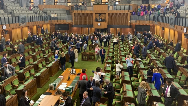 """Southern Cameroons Crisis: Canadian House of Commons weighs in, says there is no end to hostilities in sight."""""""