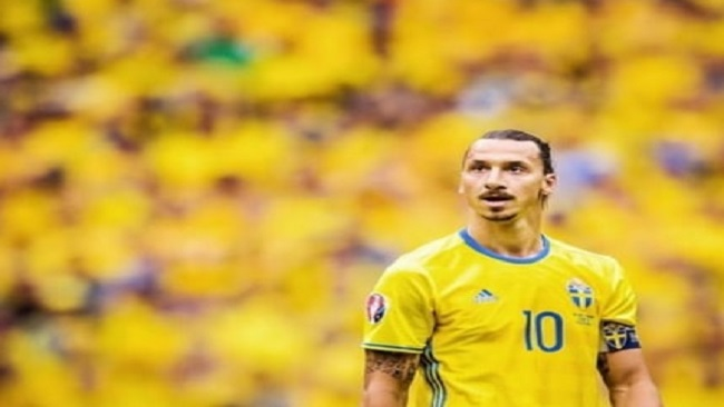 Return of the god: Ibrahimovic is back in Sweden squad