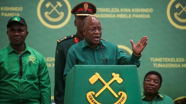 COVID-denying president of Tanzania John Magufuli is dead