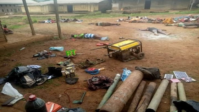 Southern Cameroons Crisis: Day of shame in Mbonge as over 20 civilians are killed by government forces