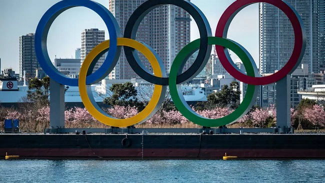Japan to stage Tokyo Olympics 'without overseas spectators'